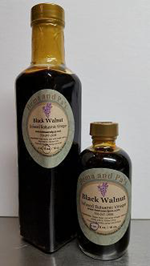Black Walnut Infused Balsamic