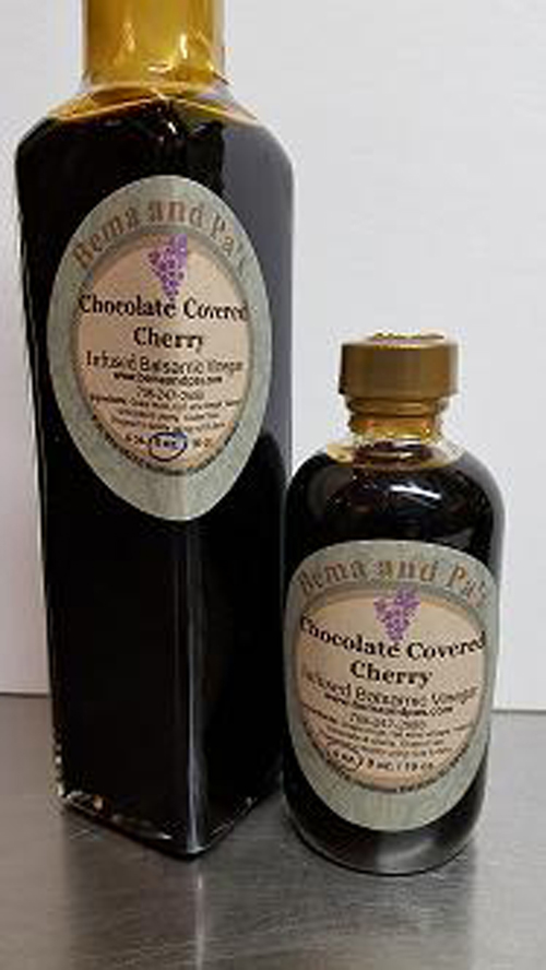 Chocolate Covered Cherry Infused Balsamic
