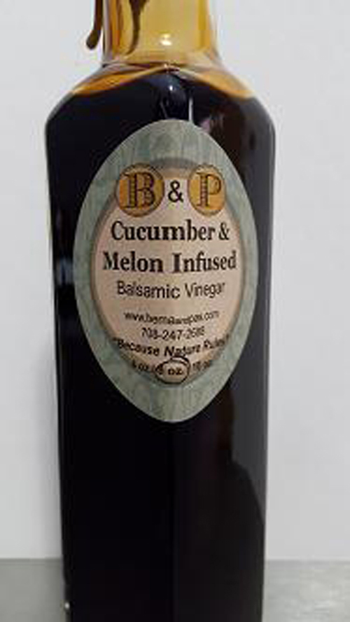 Cucumber Melon Infused Balsamic