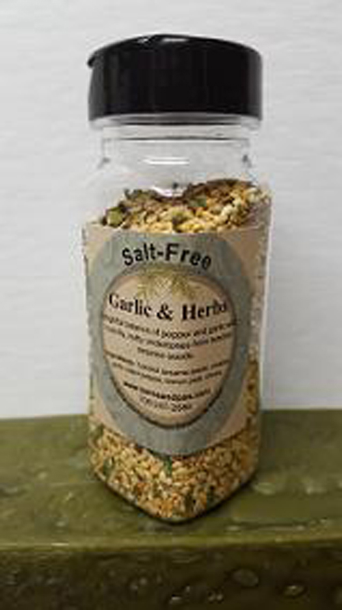 Garlic & Herb Blend - Salt Free