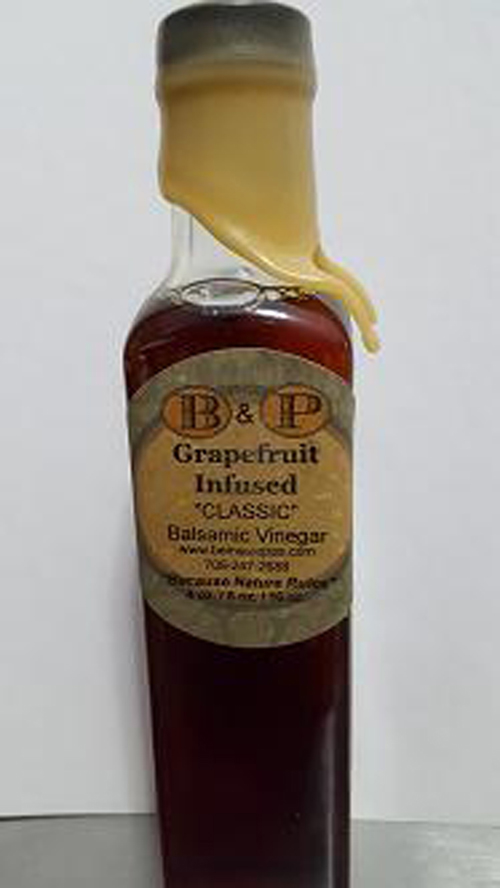 Grapefruit Infused Balsamic