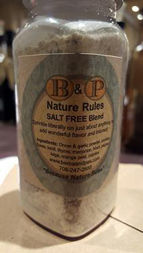 Nature Rules - Salt-Free Blend