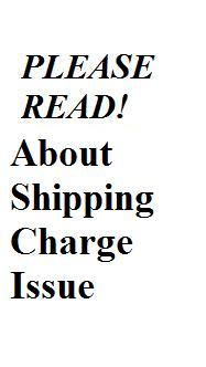 AAAbout the Shipping Charge Problem