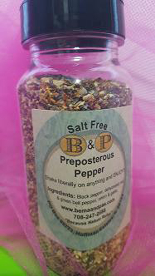 Bell Pepper Blend - Salt Free