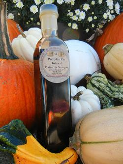 Pumpkin Pie Spice Infused Balsamic