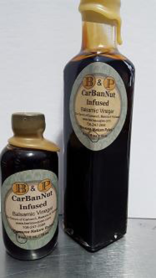 Carbannut Infused Balsamic Vinegar